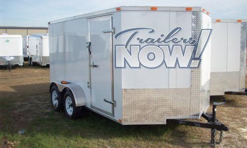 * Enclosed Cargo Trailers