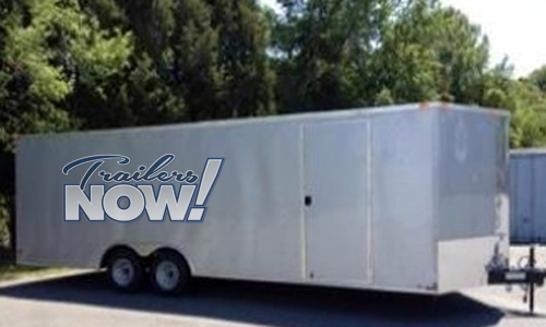 * Enclosed Cargo Trailers