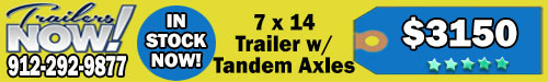 7x14-Enclosed-Cargo-Trailers-For-Sale-Tandem-Axles