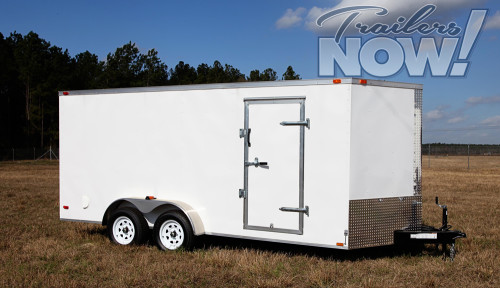 Trailers Now Delivers Enclosed Cargo Trailers all over the USA