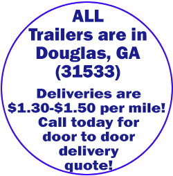 Delivery Pricing Notice Searching For An Cargo Trailer