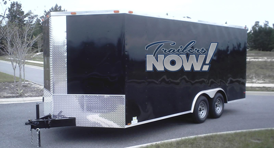 AL Enclosed Trailers