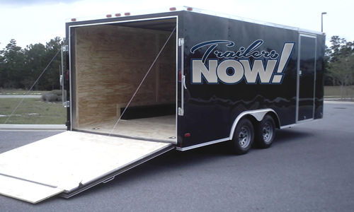 IL Enclosed Cargo Trailers
