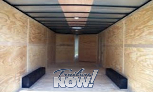MI Enclosed Trailers