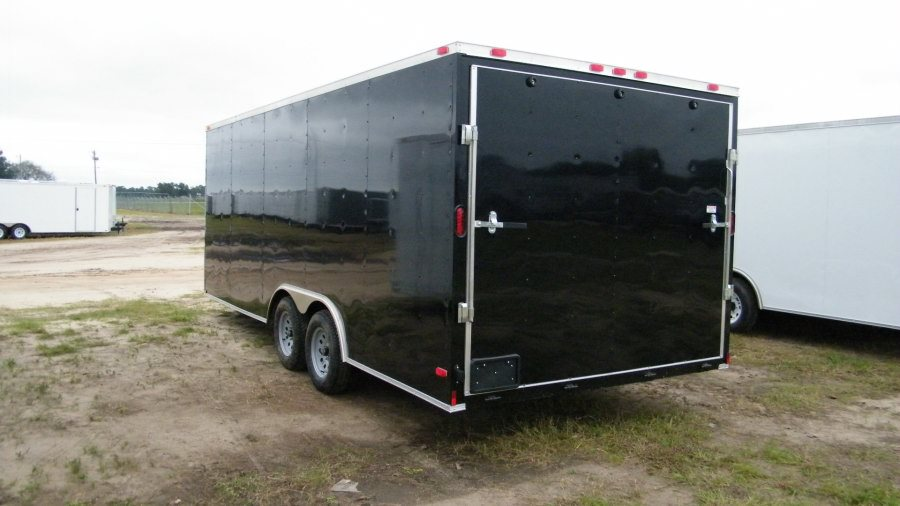 Cargo Trailers for Sale In Fresno